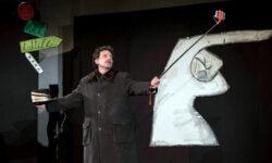 di Raimond Queneau Regia di Antonio CarlucciVincitrice di Premio 3 Caravelle di FITA Liguria